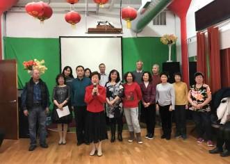 广州协会全体会员圣诞 新年佳节联谊