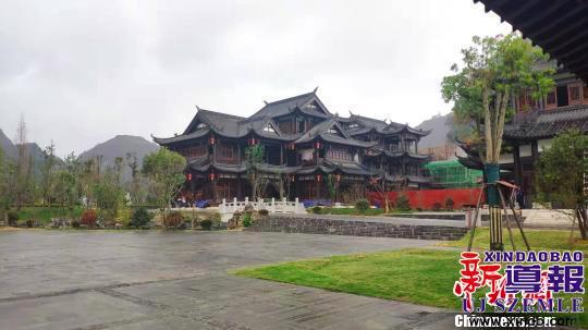 """海外华文媒体:贵州青山绿水""""淌""""金银 旅游扶贫成效显"""
