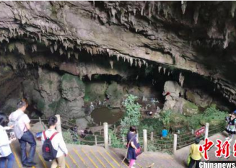 织金岩洞 —— 保护自然禀赋先行