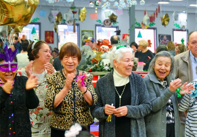 希林艺术学院:老幼同欢贺新年