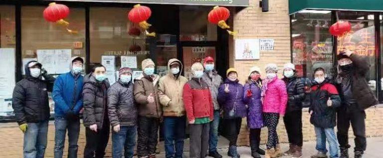点亮唐人街,繁荣中国城