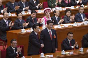 习近平当选中国国家主席