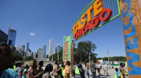 [视频]美食音乐人潮:芝加哥美食节2013