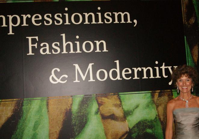 [视频]印象派、时尚、现代感」压轴展