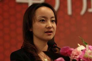 上海美女老总涉捲款5亿逃加