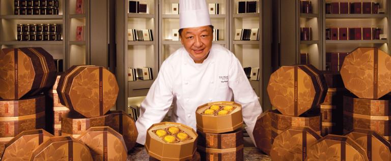 芝加哥有售:香港半岛酒店嘉麟楼月饼