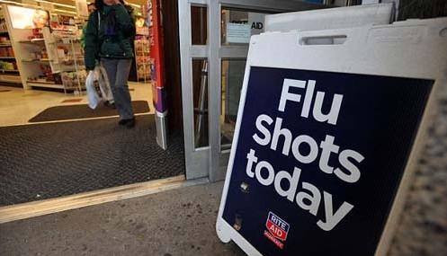 美国流感大爆发 半数州出现广泛流感