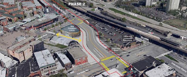 芝加哥将建 威尔斯街——温特沃斯街连接口工程
