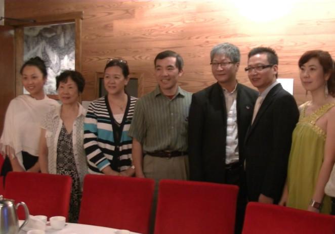 全美中餐业联盟共商成立芝加哥总分会