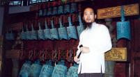 《中国的温暖》旅美吴慎教授应邀在京参于防治艾滋病大型公益文艺晚会