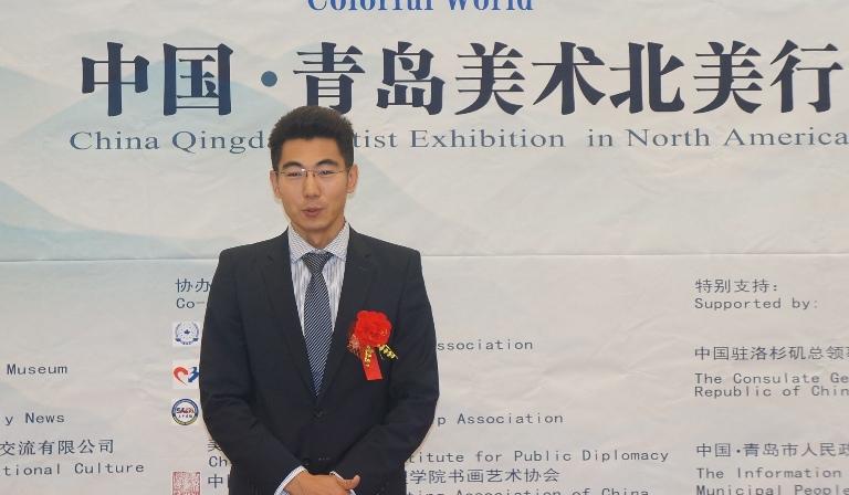 2015-6-5 中国驻洛杉矶总领事馆新闻组组长邢磊领事