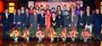 世界旗袍联合会美国总会新年庆典
