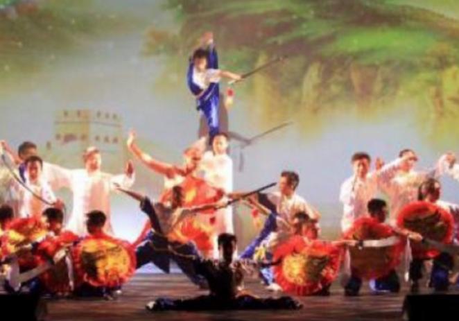 文化中国 . 华星闪耀 希林第十二届灯节文艺游园会