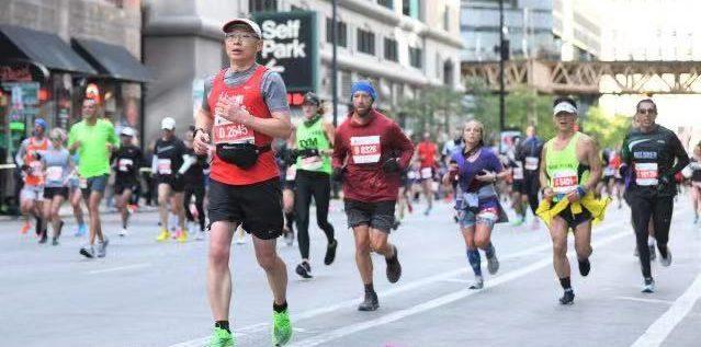 2019芝加哥马拉松比赛