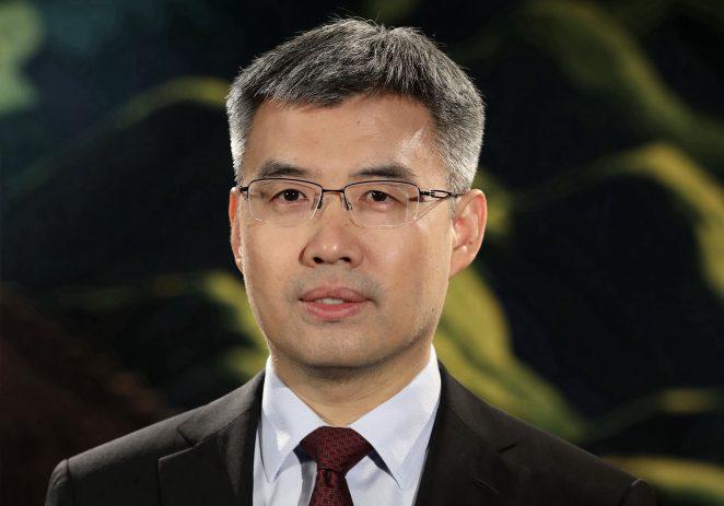 中国驻芝加哥赵建总领事新春贺词
